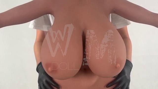Ekstra livlige bryster demo 1