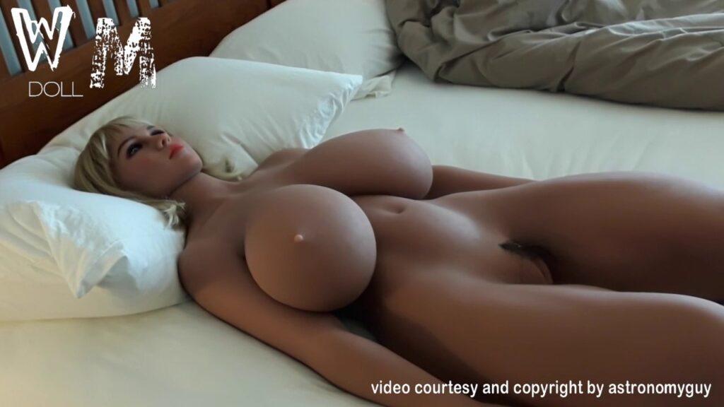Ekstra livlige bryster demo 2