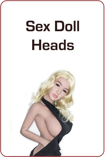 Sex doll heads